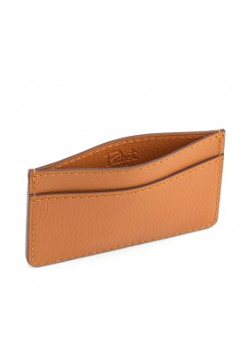 Porte-cartes Volage - Chèvre Orange