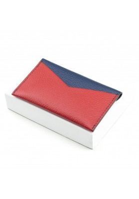 Porte-cartes Enveloppe Tricolore France