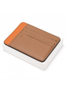 Porte-cartes Galant - Gold/Orange