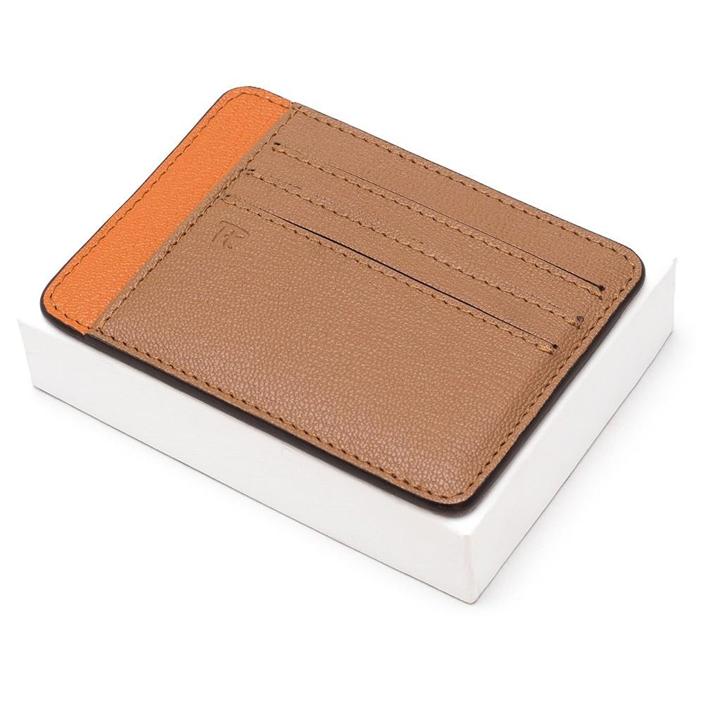 Porte-cartes Galant - Gold/Orange