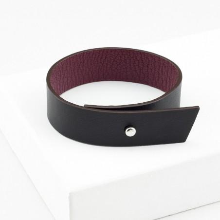 Lasso Noir/Bordeaux