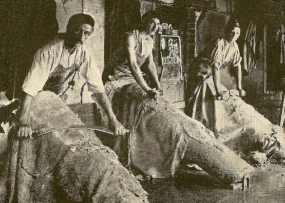 fabrication du cuir les tapes pour passer de la peau au cuir